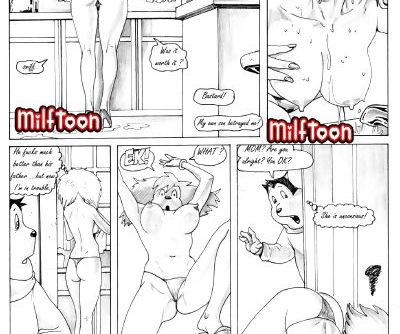 Milftoon- Goof Troop