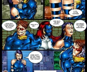 Seiren- X-Men- Discord