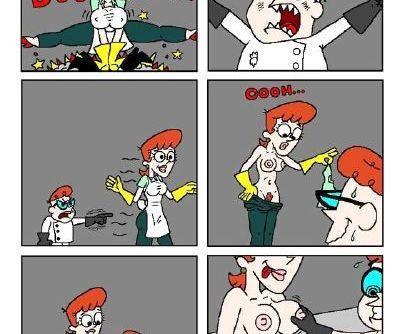 Dexter's Laboratory- Clonalicious baby