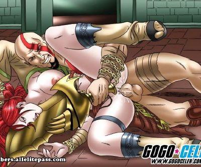 God of War- Heavenly Sword