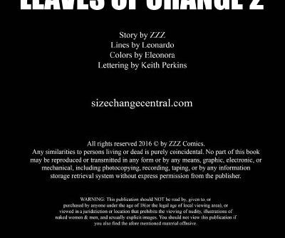 ZZZ- Leaves of Change 2