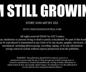 ZZZ- Im Still Growing CE