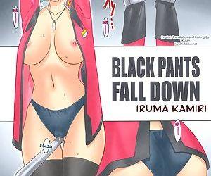 Hellabunna - Black Pants Hack Down
