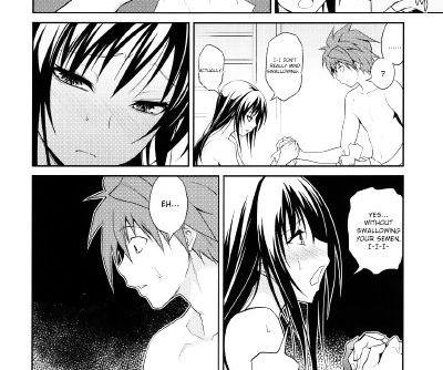 Watashi Renchi Yabutte Suteru. - part 2
