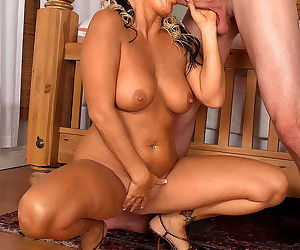 Chennin blanc, a 40-year-old porn star from huntington beach fucked in the ass - part 1484