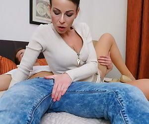 Hot mom caroline ardolino playing with her toy boy - part 2294