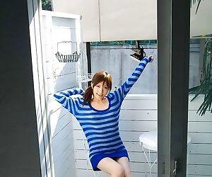 Asian beauty rin sakuragi showing tits in lingerie - part 3799