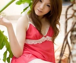 Sexy japanese idol rina koizumi shows off her tits - part 226