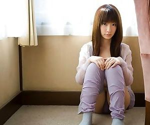 Japanese lovely babe hina kurumi nude showing tits - part 3780