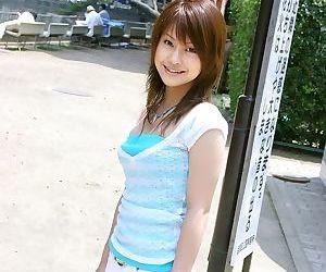 Japanese cutie ayumi motomura shows ass and tittes - part 3747