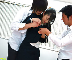 Tragedy of a naughty student teacher - part 4057