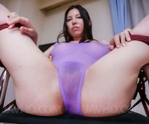 Busty japanese sofia takigawa gets her pussy toyed - part 697