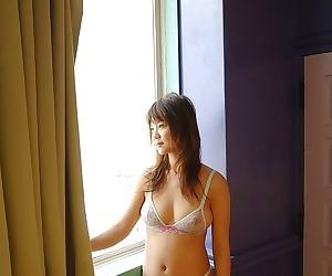 Asian idol maki hoshino showing her tits and pussy - part 1870