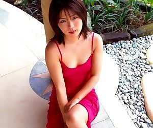 Japanese cutie bunko kanazawa shows tits and pussy - part 2038