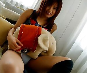 Japanese cutie kana poses nude shows ass and pussy - part 3835