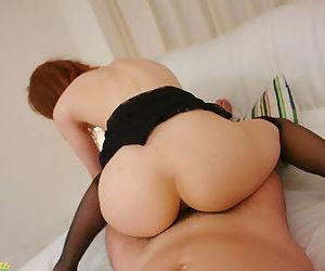 Mizuki fan and raw saddle exchange - part 4006