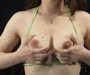 Milk squirting japanese boobs - part 1436