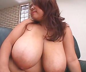 Asian with huge boobs gets fucked hard - part 4712