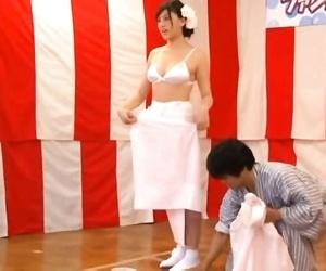 Kinky jap girl fucked in public - part 3012