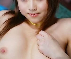 Japanese schoolgirl akiho shows her tits and pussy - part 3759