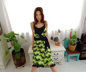 Lovely asian model anari suzuki posing shows pussy - part 3813