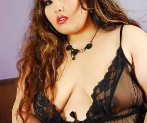 Bbw asian cassie has the biggest ass in asia - part 3504