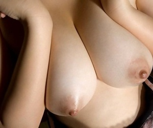 Busty asian hanano nono showing her tits and pussy - part 1806