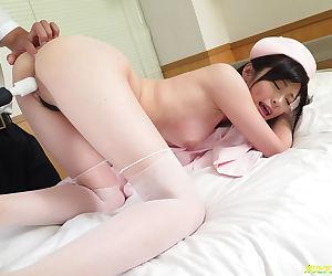 Kinky nurse giving bjs and fucking - part 4150
