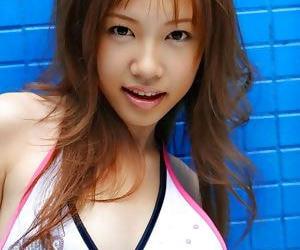 Gorgeous asian cutie reika shina shows of her body - part 775