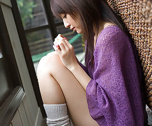Japanese girl in socks - part 358