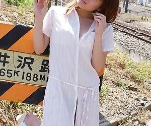 Slutty asian model kyoko nakajima nude showing ass - part 3754