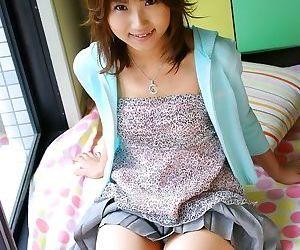 Haruka morimura asian idol shows hot ass and pussy - part 3818