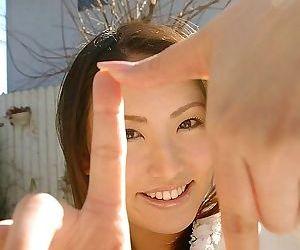 Busty japanese idol takako kitahara nude shows ass - part 2308