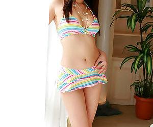 Sexy japanese rino kamiya teasing with her hot body - part 4769