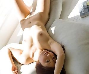 Japanese babe rina showing sweet titties and pussy - part 1920