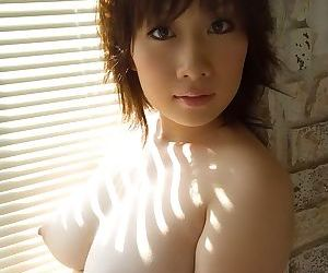 Busty asian babe hanano nono showing ass and pussy - part 3860