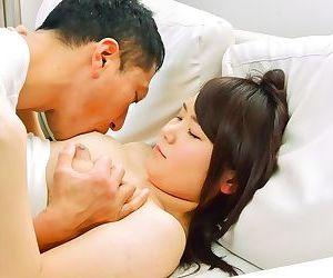 Asian teen sanae akino on a hot cock till creampie - part 1011