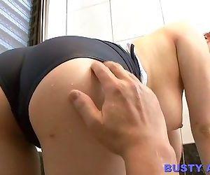 Busty momoka nishina in the bathroom - part 2889