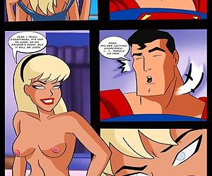 Supergirl Adventures Ch. 2- Superman