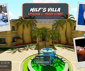 Icstor – Milf's Villa – Viviana