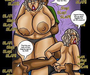 Mrs. Jiggles- Twerking GILF