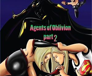 Supergirl- Agents of Oblivion Part 2