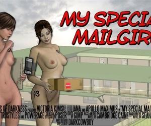 DarkCowBoy- My Special Mail Girl