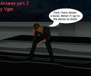 Vger- Spaceship Antares 2