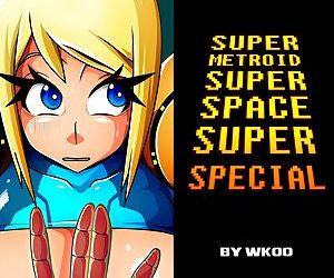 Super Metroid Super Space – WitchKing00