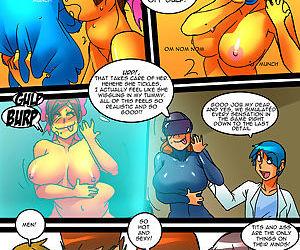 The Ms.Pac-Woman Cometh- Maxman
