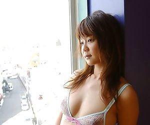 Pretty asian idol maki hoshino shows ass and pussy - part 2731