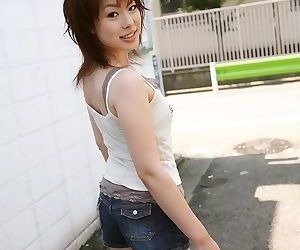 Asian idol mina manabe shows her titties and pussy - part 2331
