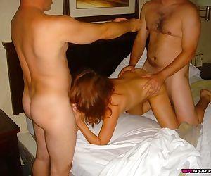 Sharing my cuckolding wife around - part 3194