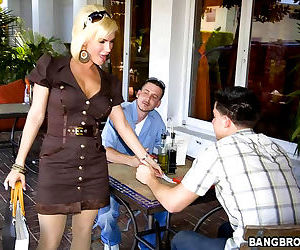 There is nothing sweeter than fucking a milf, more better if she is in town for - part 2274